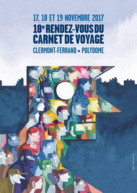 18e Rendez-vous du Carnet de Voyage