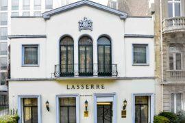 Les Volailles Fermières d'Auvergne déjeunent au restaurant Lasserre !