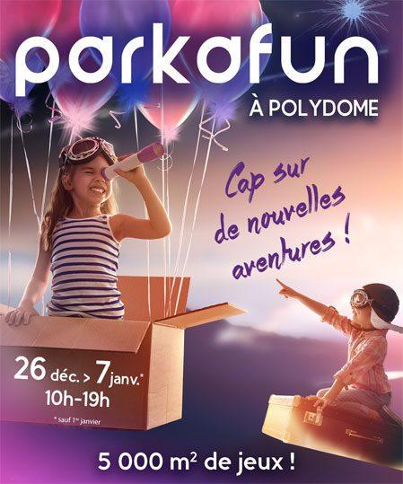 Le plus grand parc d'attraction indoor est à Clermont-Ferrand !
