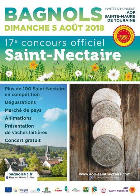 L'AOP Saint-Nectaire va (se) déguster à Bagnols !
