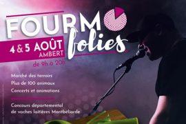 Les Fourmofolies : Gastronomie et musique, un programme qui fait recette