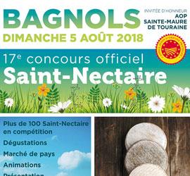 L'AOP Saint-Nectaire va (se) déguster à Bagnols!