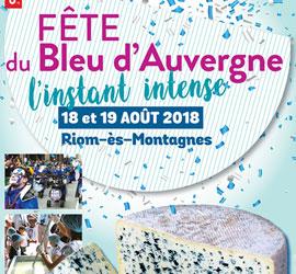Un week-end tout en Bleu d'Auvergne à Riom-Es-Montagnes