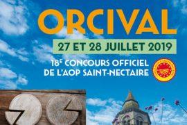 Orcival accueille le 18ème Concours Officiel de l'AOP Saint-Nectaire !
