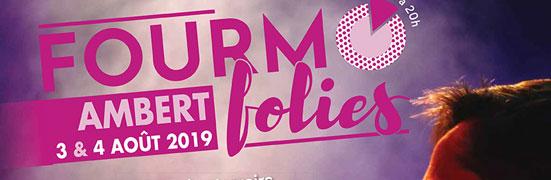 Fourmo'folies: Un rendez-vous gourmand et festif à Ambert!