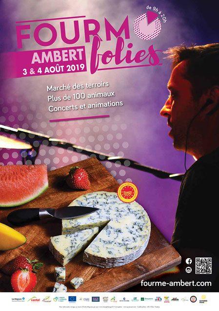 Fourmo'folies : Un rendez-vous gourmand et festif à Ambert !