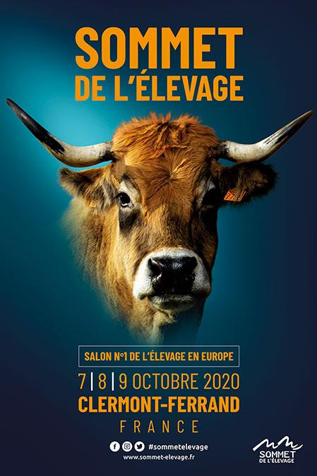 SOMMET DE L'ÉLEVAGE, le 1er rendez-vous européen des professionnels de l'élevage
