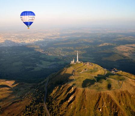 L'été sera bleu : 9 vols en montgolfière à gagner !