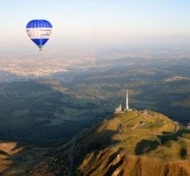 L'été sera bleu: 9 vols en montgolfière à gagner!