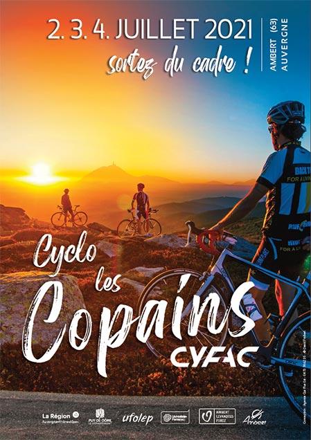 Go s'entraîner pour la cyclo Les Copains-Cyfac !