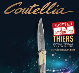 COUTELLIA aiguise ses lames à Thiers