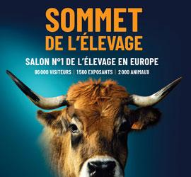 Une 30e édition à la hauteur pour le SOMMET DE L'ÉLEVAGE